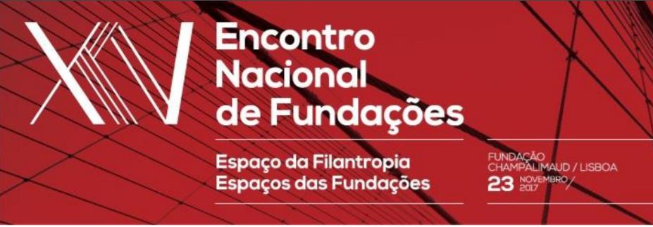 XV Encontro Nacional de Fundações