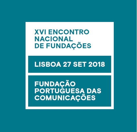 XVI Encontro Nacional de Fundações